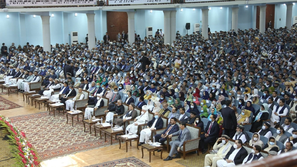 Grand moot on Afghan peace kicks off in Kabul