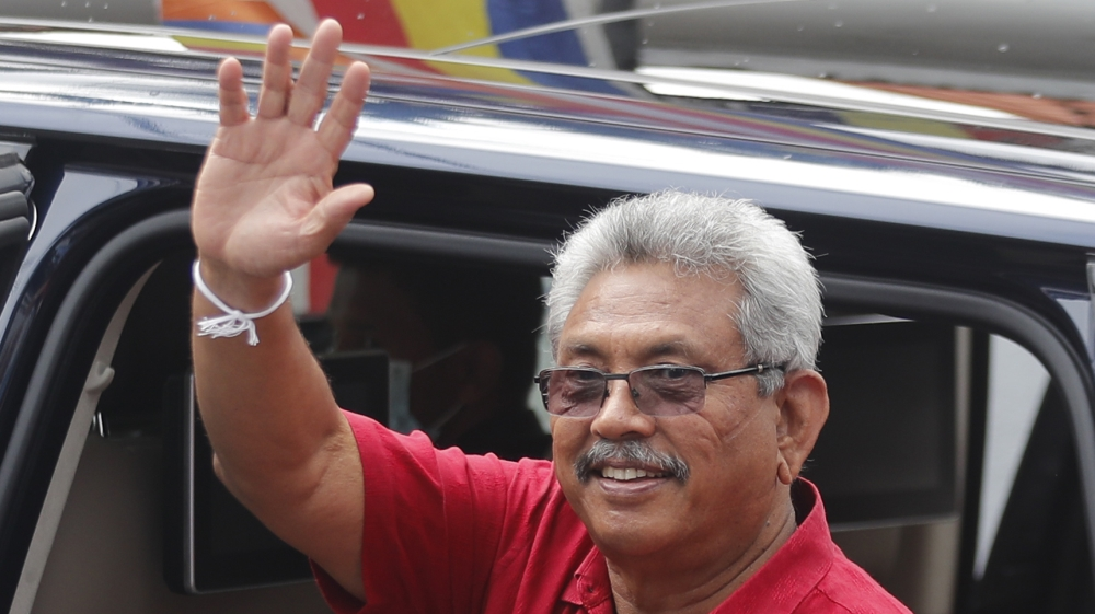 Rajapaksa brothers win by landslide in Sri Lanka's election