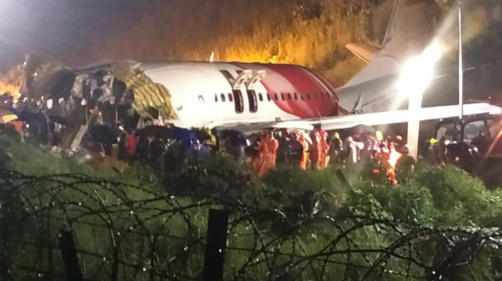 More than a dozen killed in southern India plane crash | News | Al ...