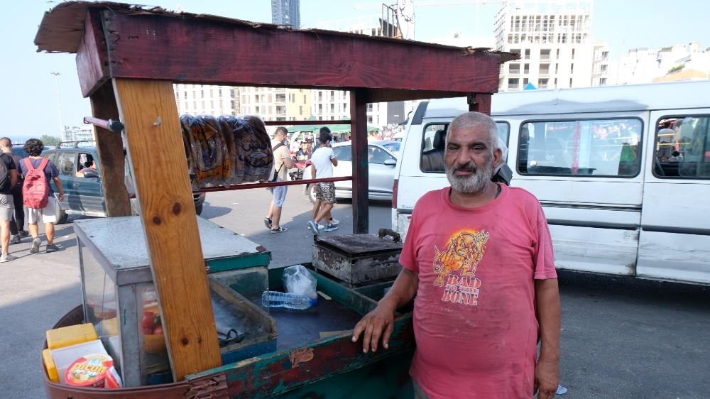 Lebanon-Beirut-Timour Azhari