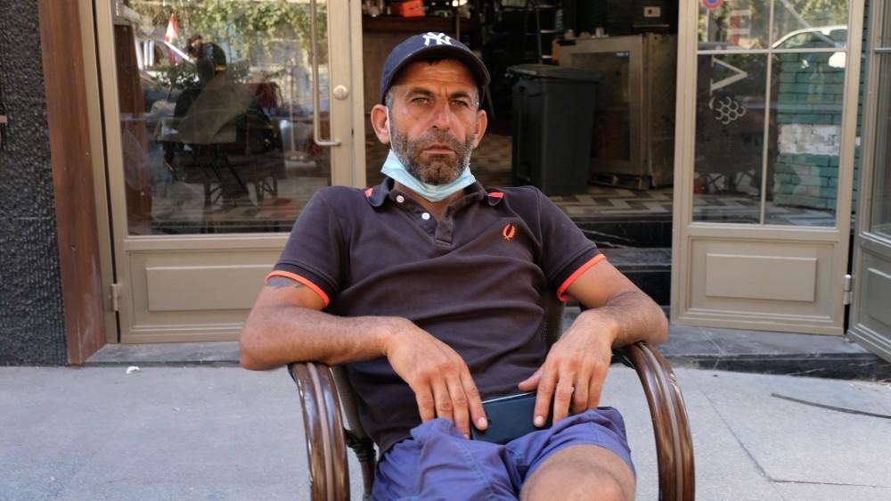 Omar Nasr  Lebanon-Beirut-Timour Azhari