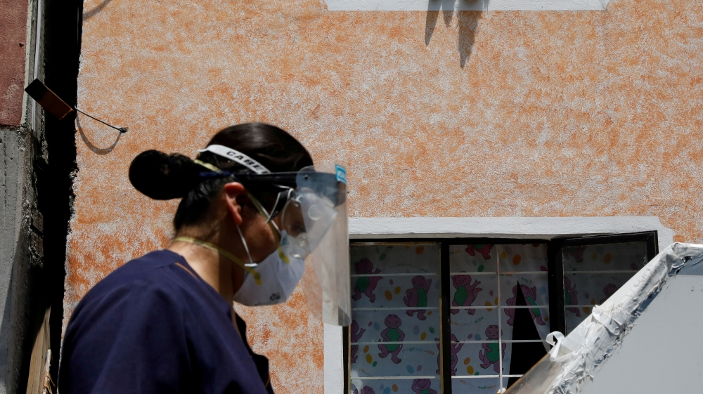 Mexico's coronavirus death toll tops 50,000: Live updates