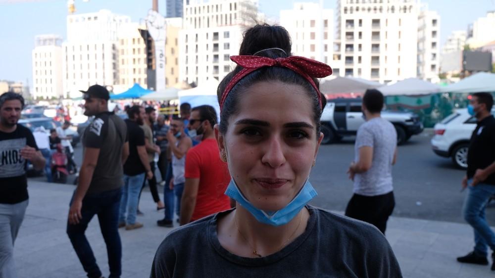 Mariam Noun Lebanon-Beirut-Timour Azhari