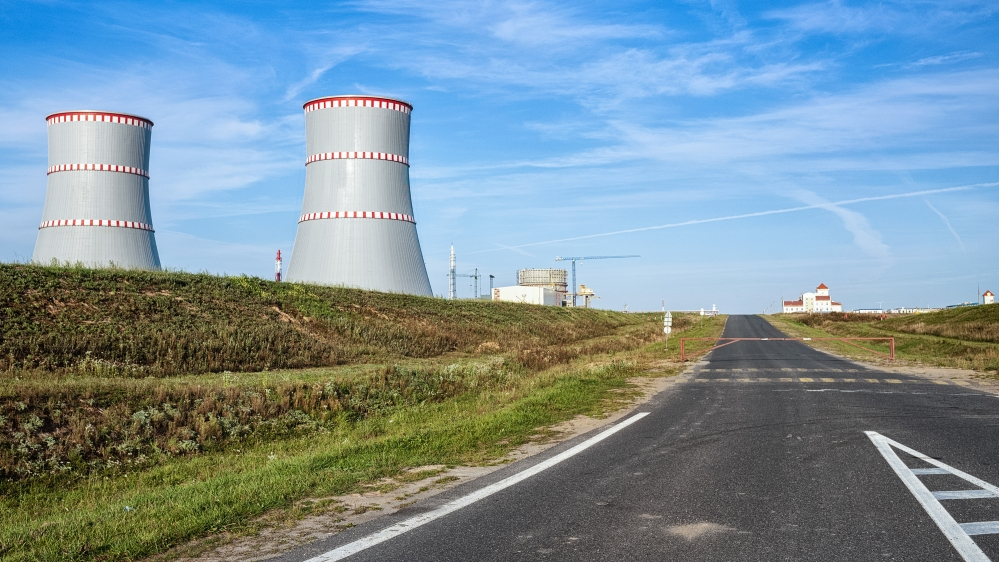 Belarus begins fuelling its first nuclear power plant