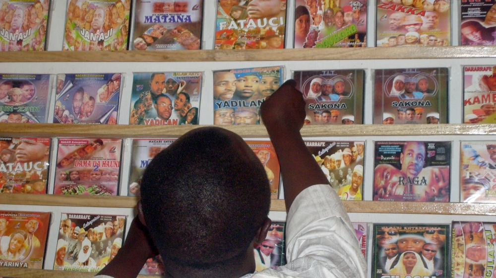 'Coronavirus a blessing': Pandemic boom in Nigeria's 'Kannywood' thumbnail
