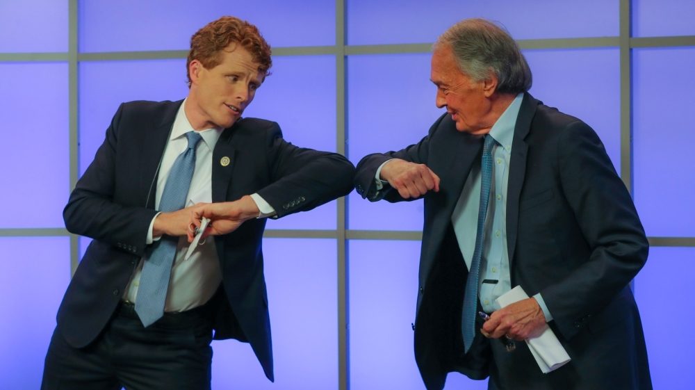 Progressive incumbent faces off with Kennedy in US Senate primary thumbnail