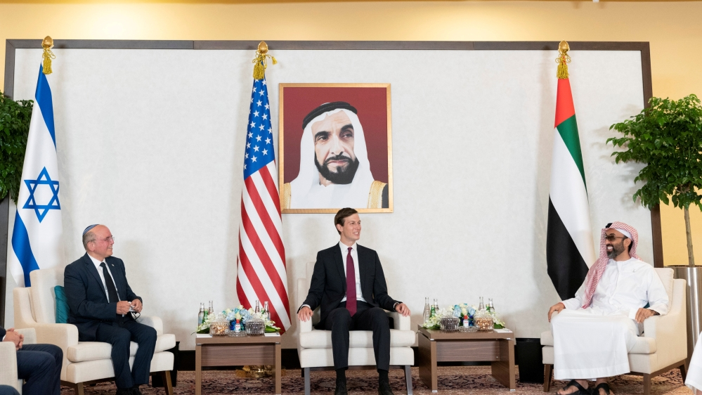 Israel ties that bind: What is the US giving Gulf Arab states? thumbnail