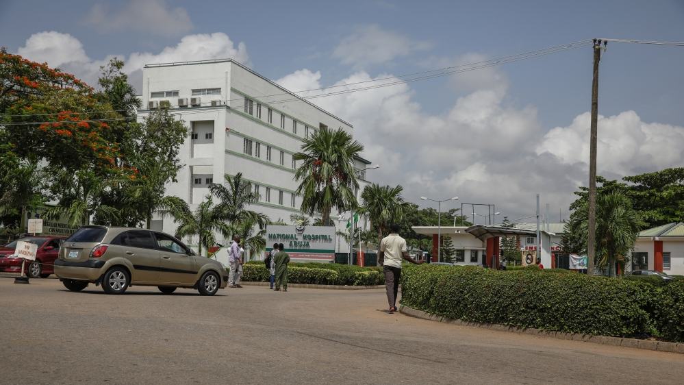 Nigerian doctors end strike over pay thumbnail