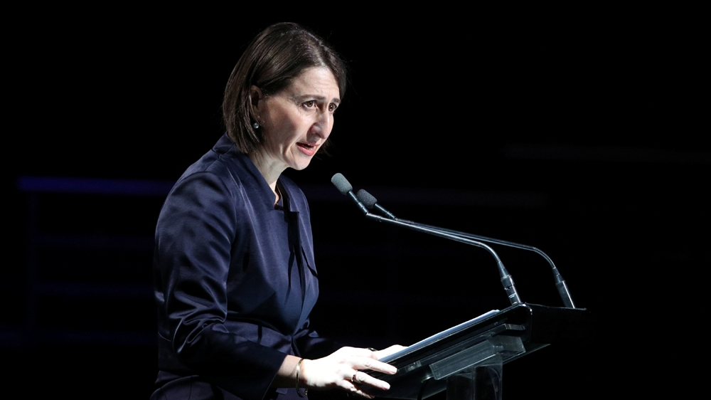 Berejiklian committed to working with Nationals leader after last week's stoush