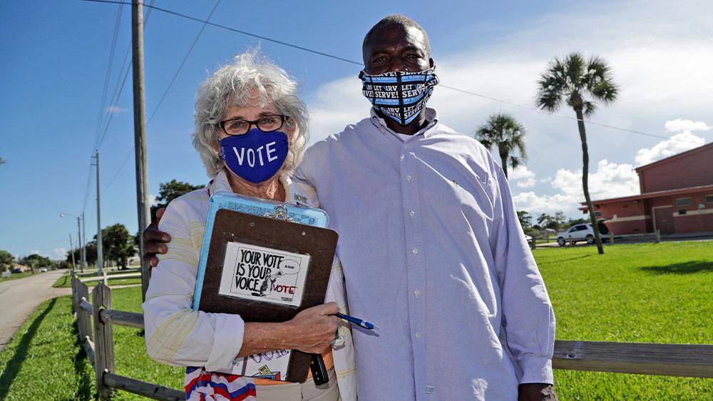 Florida felon vote