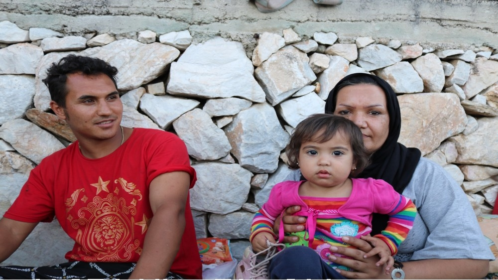 Sadiya Moria refugee camp Moira Lavelle