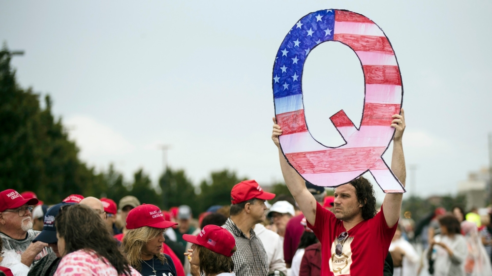 Mike Pence backs out of fundraiser hosted by QAnon supporters thumbnail