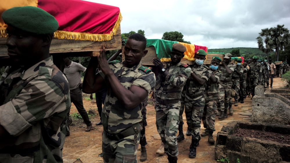 Mali coup leaders' road map back to democracy suffers setback thumbnail