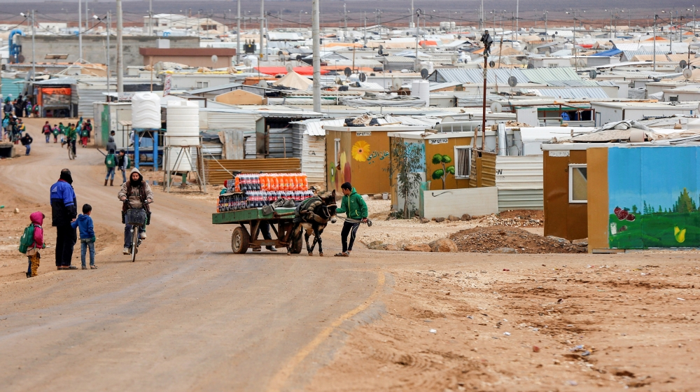 UN moves to contain coronavirus in Syrian refugee camps: Live thumbnail