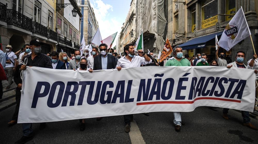 Portugal de extrema derecha