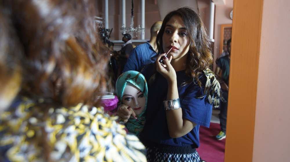 Yasra Rizvi plays Jugnu, a disgraced wedding planner who is battling her, and society's, demons [Courtesy: Zee Entertainment]