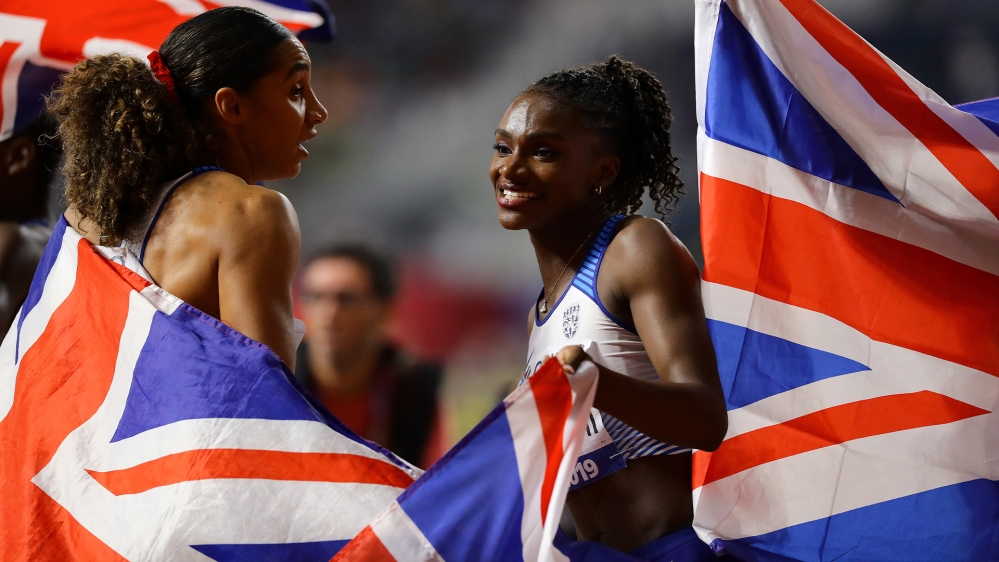 British athletes on racism/Jacob Phillips