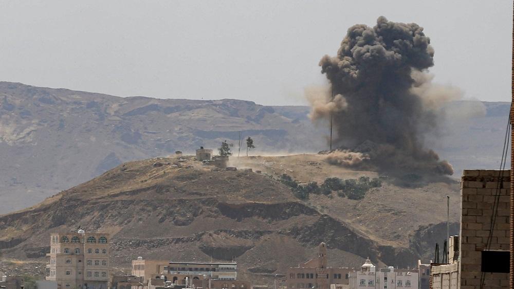 UN warns of Yemen famine; no aid from Saudis, UAE, Kuwait