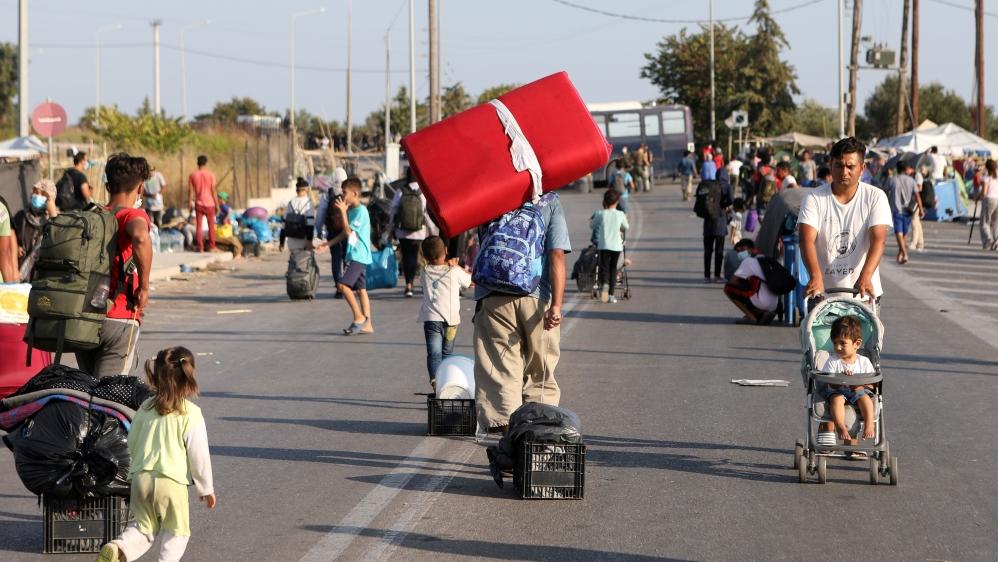 Lesbos refugees 4
