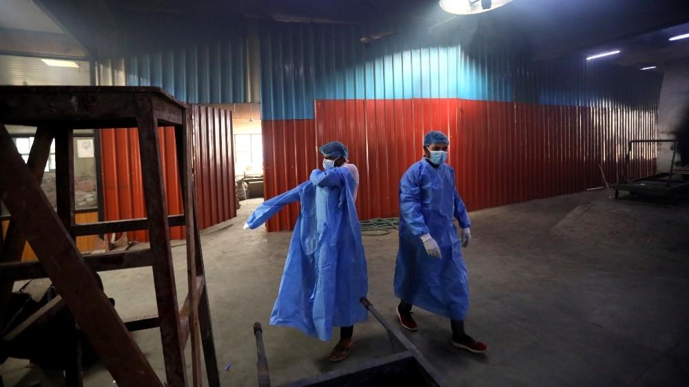 India coronavirus deaths