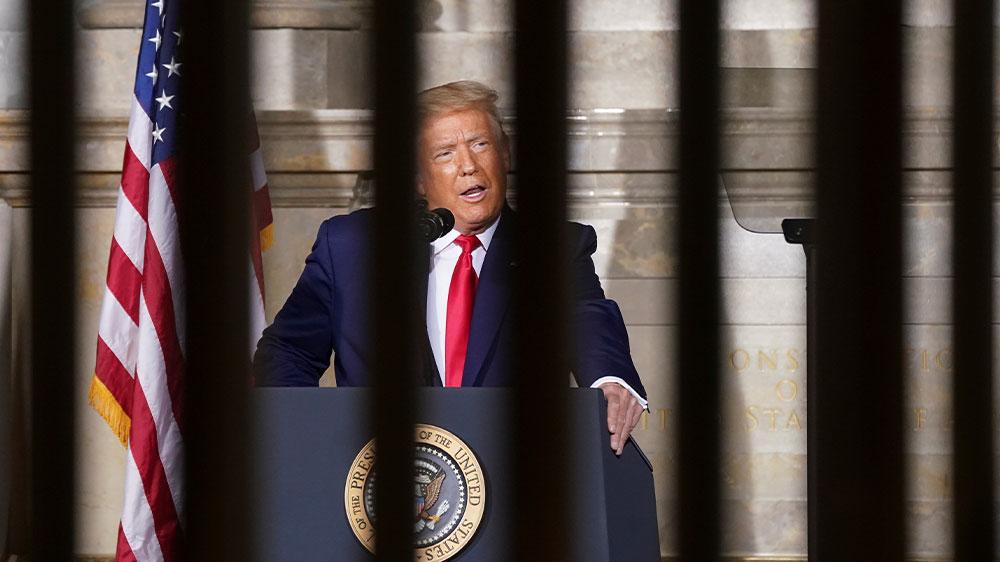 trump archives speech