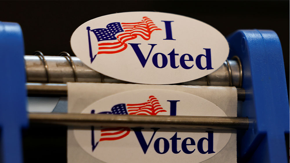 US election news: Early voting begins in four states