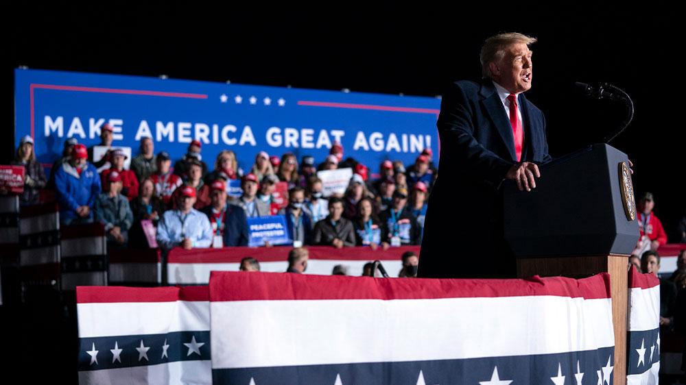 Trump in Wisconsin