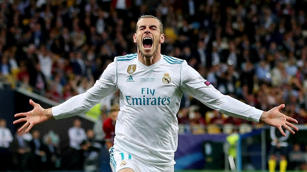 FILE: Gareth Bale - Champions League Final - Real Madrid v Liverpool