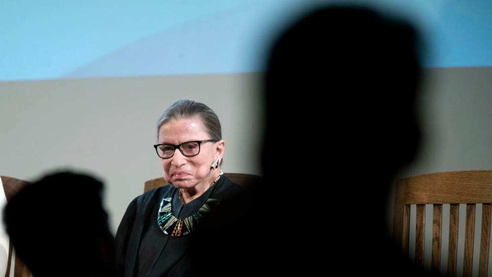 Five things to know about the 'Notorious RBG'