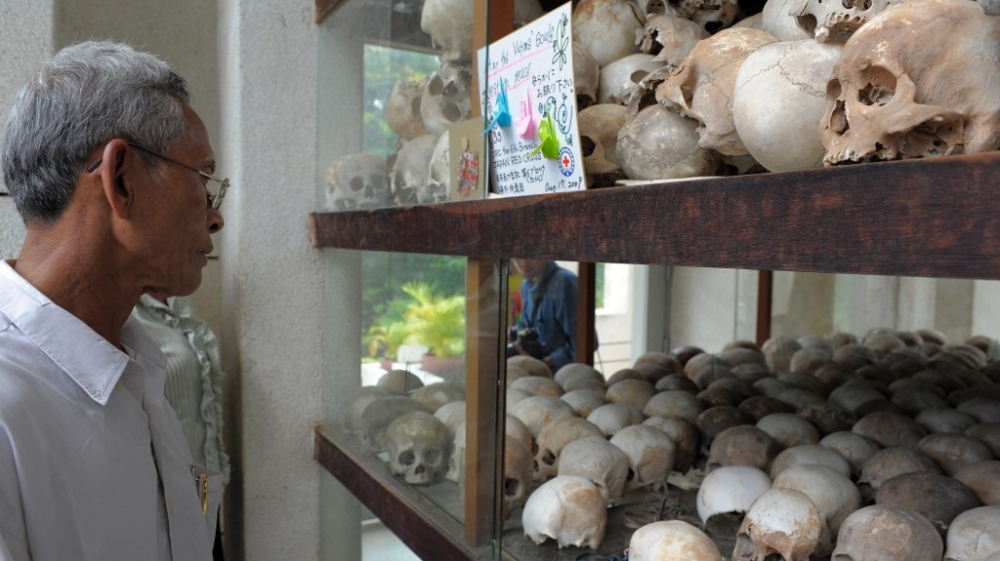 FILES - CAMBODIA - UN - KHMER ROUGE - DUCH