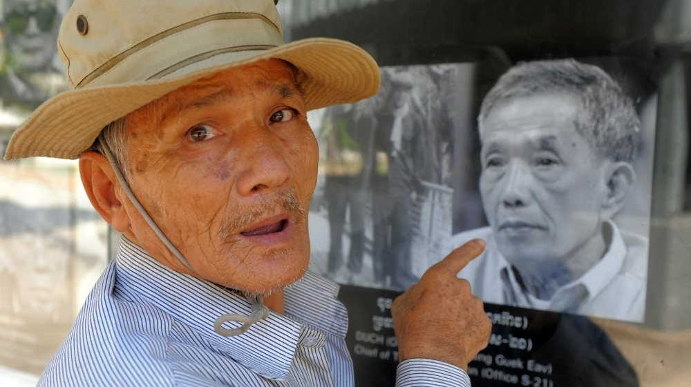 FILES- CAMBODIA- UN- KHMER ROUGE- DUCH