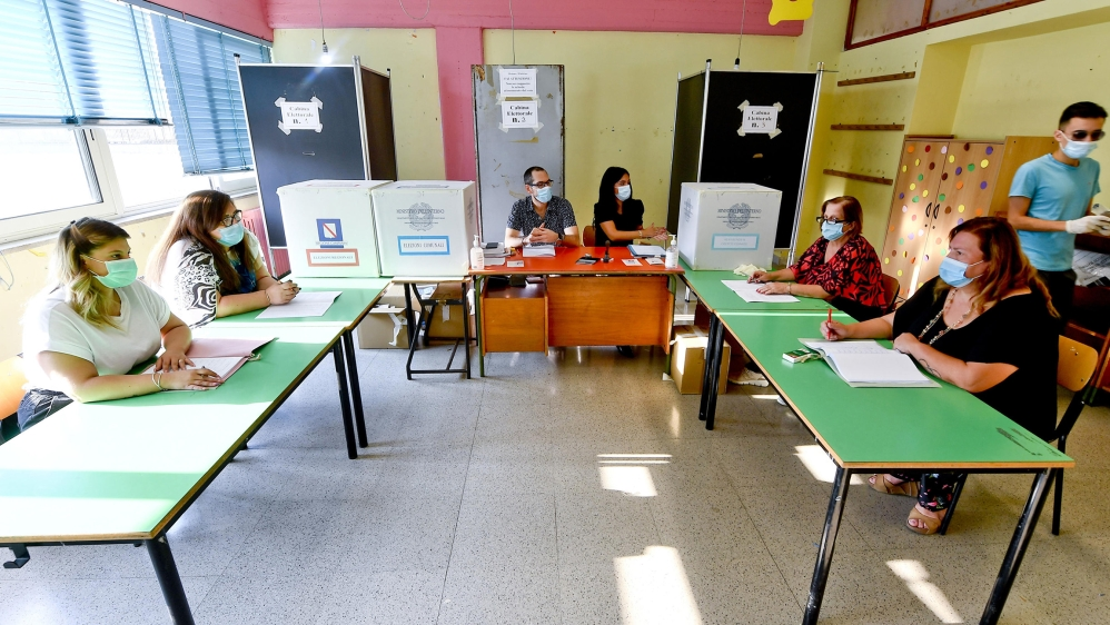 Italy's left defeats far-right bid to take stronghold Tuscany thumbnail