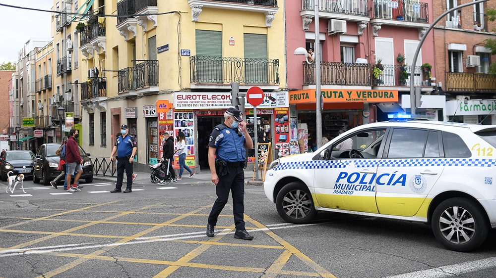 Madrid braces for partial lockdown