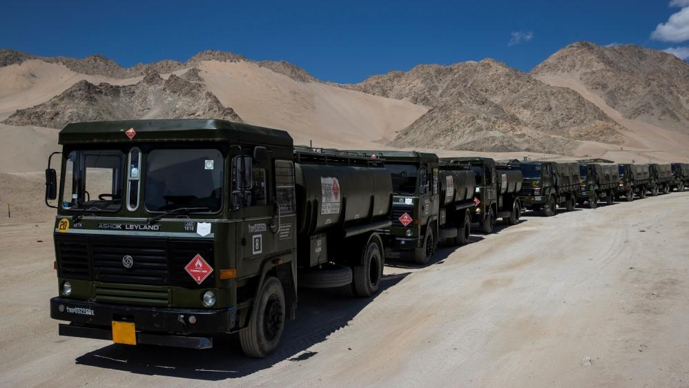 India, China commanders meet again on ending border standoff