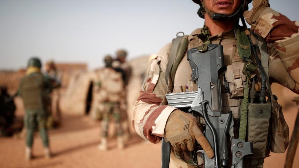 Mali independence