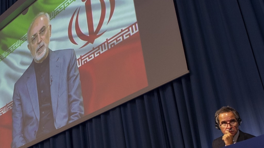 Iran's Zarif dismisses sanctions, calls US 'irresponsible actor' thumbnail
