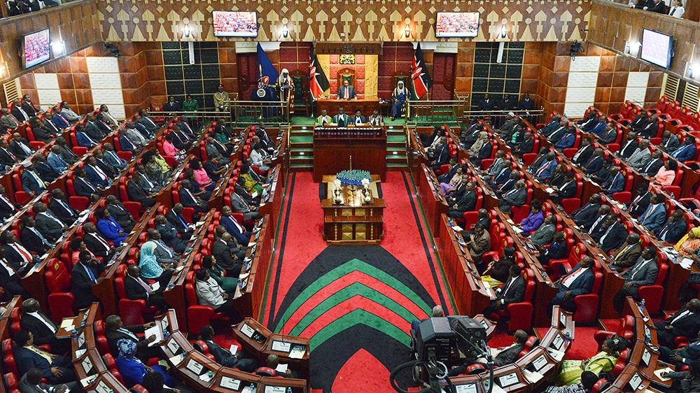 Kenya's judge advises Parliament to dissolve over lack of women thumbnail