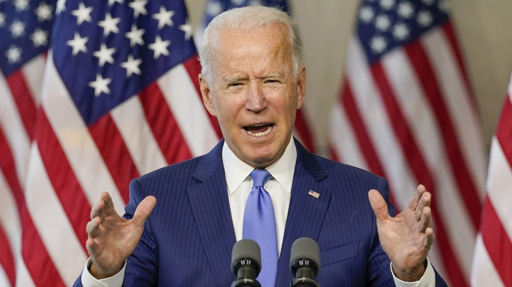 Biden blasts Trump's plan for US Supreme Court vacancy