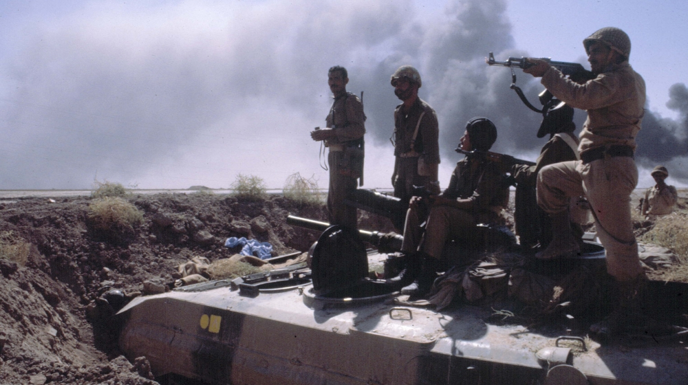 Legacy of Iran-Iraq War still reverberates 40 years later