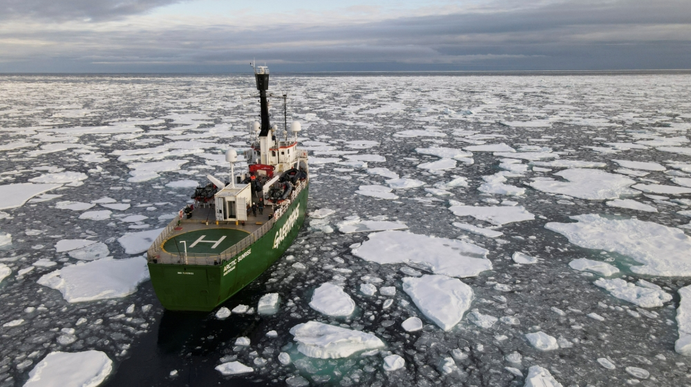'Crazy year up north' as Arctic ice shrinks to near record-low - Al Jazeera English