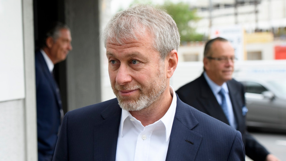 Chelsea owner Abramovich 'donated $100m' to Israeli settler group