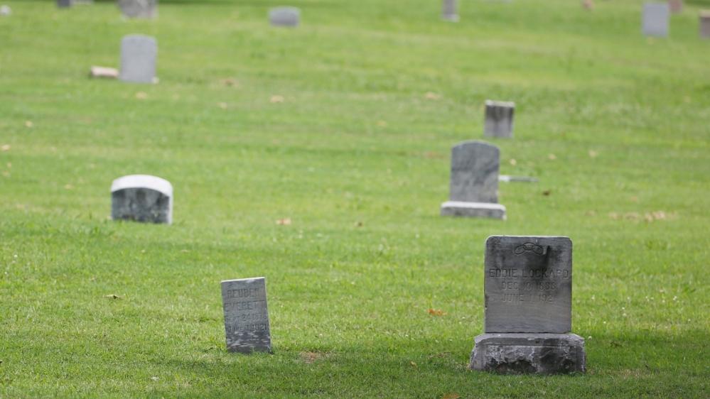 Tulsa graves