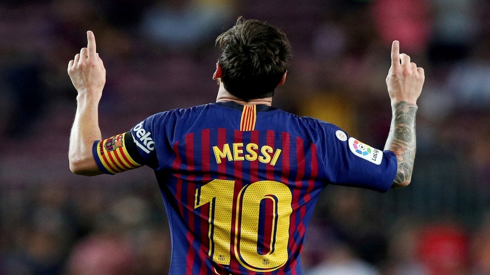 'Club of my life': Messi to stay at Barcelona for another year thumbnail