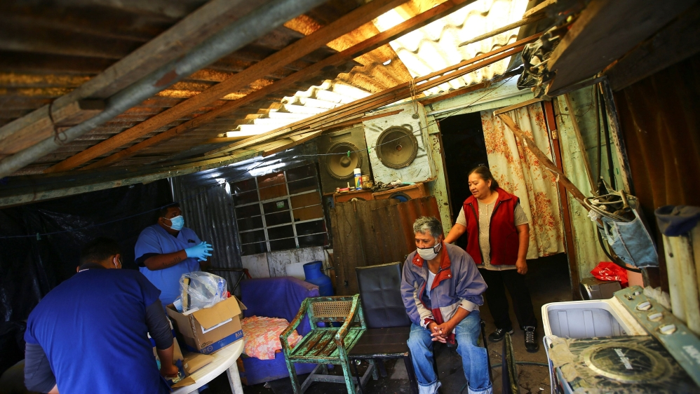 WHO warns Latin America opening too soon: Coronavirus live news