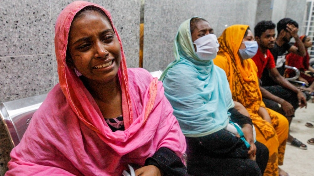 Many killed in Bangladesh mosque gas pipeline blast thumbnail