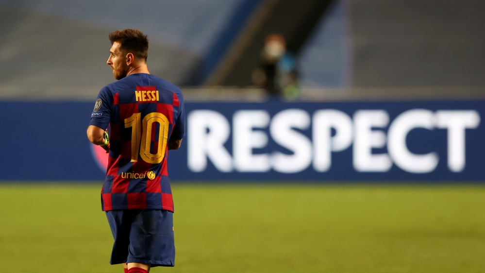 Has Lionel Messi been forced into a U-turn? thumbnail