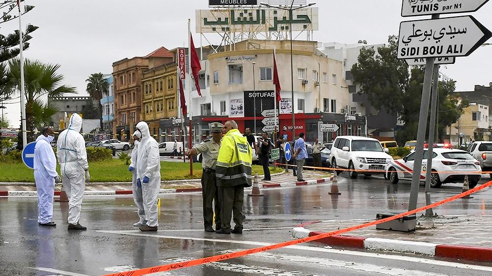 Officer, three assailants killed in Tunisian resort attack thumbnail