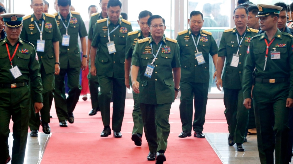 Myanmar military gets billions from profitable business: Amnesty thumbnail