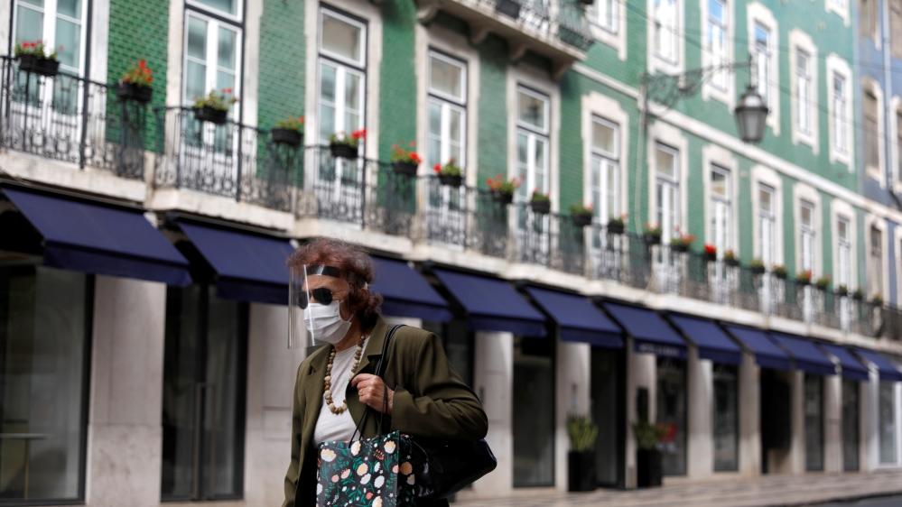 Outbreak of the coronavirus disease (COVID-19) in Lisbon