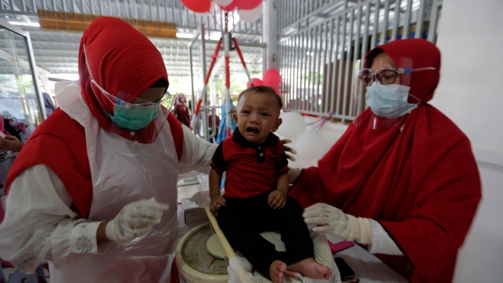 Coronavirus pandemic hurting efforts to curb child mortality: UN thumbnail